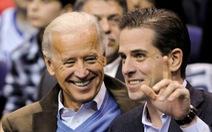 Con trai ông Joe Biden bị điều tra mối quan hệ với công ty Ukraine và Trung Quốc
