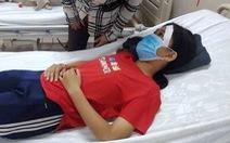 Nữ sinh bị đánh sau va quẹt giao thông ở Tây Ninh kịp đến trường dự thi