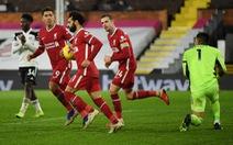 Salah cứu Liverpool thoát hiểm trước Fulham