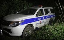 Tài xế say rượu húc xe cảnh sát văng ra vệ đường có bị xử lý hình sự?