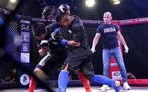 1.000 khán giả xem thi đấu thể thức MMA nghiệp dư tại Việt Nam