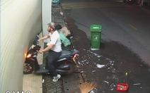 Thanh niên đánh vợ 'cắm đầu', dọa chém nhóm nhân viên bị xử lý hành chính