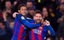 Neymar gửi lời nhắn nhủ Messi, 'hẹn' gặp nhau tại Champions League