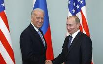 Tổng thống Nga chúc mừng ông Joe Biden, nói sẵn sàng 'hợp tác'