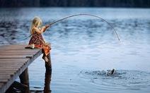 COVID-19 khiến cần câu, máy câu cá VN đắt hàng tại Nhật, Mỹ