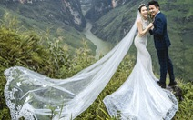 Cặp đôi người Việt lên rừng xuống biển, chụp ảnh cưới ở 11 tỉnh thành