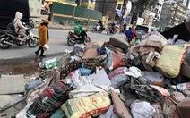 Hà Nội trả thêm gần 600 tỉ thu gom rác ngoài hợp đồng