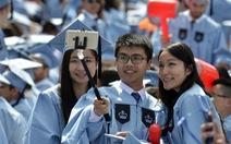 Du học sinh Trung Quốc ở nước ngoài chọn về nước ngày càng đông