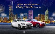 Sở hữu ngay Mercedes-Benz không tốn phí trước bạ tại Vietnam Star