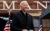 Ông Biden tới Georgia vận động cuộc đua Thượng viện cho phe Dân chủ