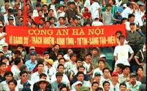 Tái hiện trận derby lịch sử giữa CLB Quân đội - CLB Công an Hà Nội trên sân Hàng Đẫy