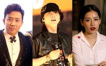 Trấn Thành, Sơn Tùng, Chi Pu top đầu 20 sao giải trí trên mạng xã hội