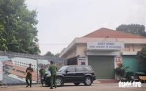 Đình chỉ công tác 2 lãnh đạo Bệnh viện Mắt TP.HCM để phục vụ điều tra