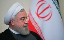 Tổng thống Iran: 'Không quá vui khi ông Biden đắc cử, nhưng vui vì ông Trump rời đi'