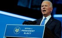 Ông Biden nói chuyện với lãnh đạo phe đa số ở Thượng viện McConnell