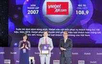 Vietjet, Viettel, Vinamilk...vào top 50 Thương hiệu dẫn đầu 2020