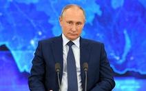 Ông Putin hi vọng tổng thống đắc cử Joe Biden giúp giải quyết quan hệ hai nước