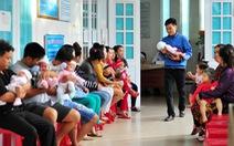 Lịch tiêm chủng các vắc xin cho trẻ em trong chương trình tiêm chủng mở rộng bà mẹ cần ghi nhớ