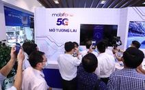 Tốc độ download mạng 5G MobiFone: 'lập đỉnh' với hơn 1,7Gbps