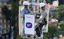 Mới chỉ vài trăm thuê bao tham gia thử nghiệm 5G