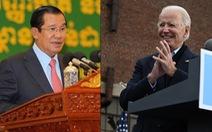 Thủ tướng Campuchia Hun Sen khen 'năng lực lãnh đạo tài tình' của ông Biden