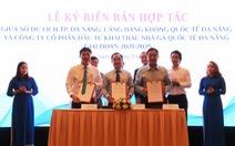 Ngành du lịch và hàng không Đà Nẵng hợp tác khôi phục đường bay