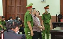 Nữ tử tù cúi đầu xin lỗi mẹ chồng vì kéo chồng mua bán ma túy