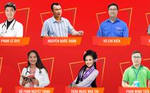 Ai sẽ là 'Công dân trẻ tiêu biểu TP.HCM' 2020?