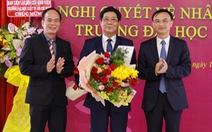 PGS.TS Trần Hoàng Hải làm quyền hiệu trưởng ĐH Luật TP.HCM