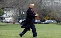 Ông Trump phê chuẩn dự luật có thể ngăn công ty Trung Quốc niêm yết ở Mỹ