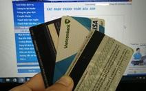 Ngân hàng dừng phát hành thẻ từ ATM từ ngày 31-3-2021, thay bằng thẻ chip