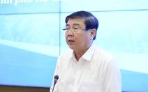 Ông Nguyễn Thành Phong làm trưởng Ban chỉ đạo xây dựng đô thị sáng tạo, tương tác cao phía Đông