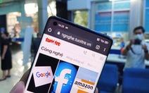 Vinaphone công bố vùng phủ sóng 5G tại Hà Nội và TP.HCM