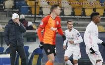 Thua Shakhtar Donetsk, Zidane vẫn nói 'không từ chức'