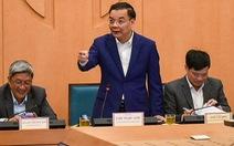Chủ tịch Hà Nội hứa chịu trách nhiệm nếu Hà Nội 'toang' vì COVID-19