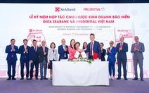 Prudential và SeABank gia tăng trải nghiệm khách hàng bằng sản phẩm bảo hiểm số