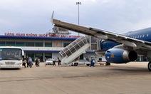 Mở rộng sân đỗ máy bay tại Phú Bài