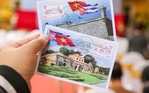 Việt Nam và Cuba phát hành chung bộ tem đặc biệt
