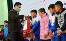 Niềm vui bất ngờ đến với học sinh Quảng Trị