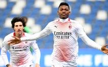 Khoảnh khắc tiền đạo AC Milan ghi bàn thắng nhanh nhất lịch sử Serie A