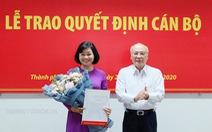 Bà Lý Việt Trung làm tổng biên tập báo Phụ nữ TP.HCM