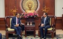 TP.HCM cần sự hỗ trợ từ những người bạn như Hàn Quốc