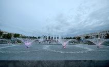 Khánh thành quảng trường nhạc nước 15.000m2 - Thêm điểm giải trí mới tại TP.HCM
