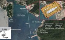 Trung Quốc xây ụ khô tàu lớn phục vụ tàu sân bay Type 002?