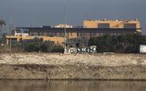 8 quả rocket bắn vào Vùng Xanh ở Iraq, nhằm vào đại sứ quán Mỹ