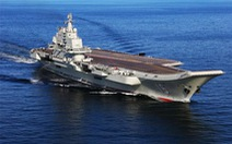 Đài Loan cử 8 máy bay, 6 tàu chiến giám sát tàu sân bay Trung Quốc