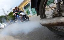 Bộ Tài chính quyết thu phí khí thải
