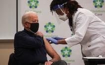 Ông Joe Biden muốn 100 triệu người Mỹ được tiêm vắc xin trong 100 ngày đầu tại nhiệm