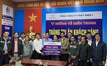 EVN trao tặng 100 máy tính cho trường học vùng sạt lở núi, lũ quét Quảng Nam