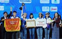 Trường ĐH Sư phạm kỹ thuật TP.HCM chiến thắng cuộc thi SV-STARTUP 2020